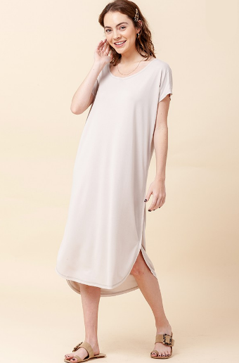 Vacation Mode Midi Dress