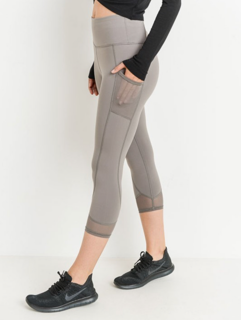 Mad About Mesh Leggings
