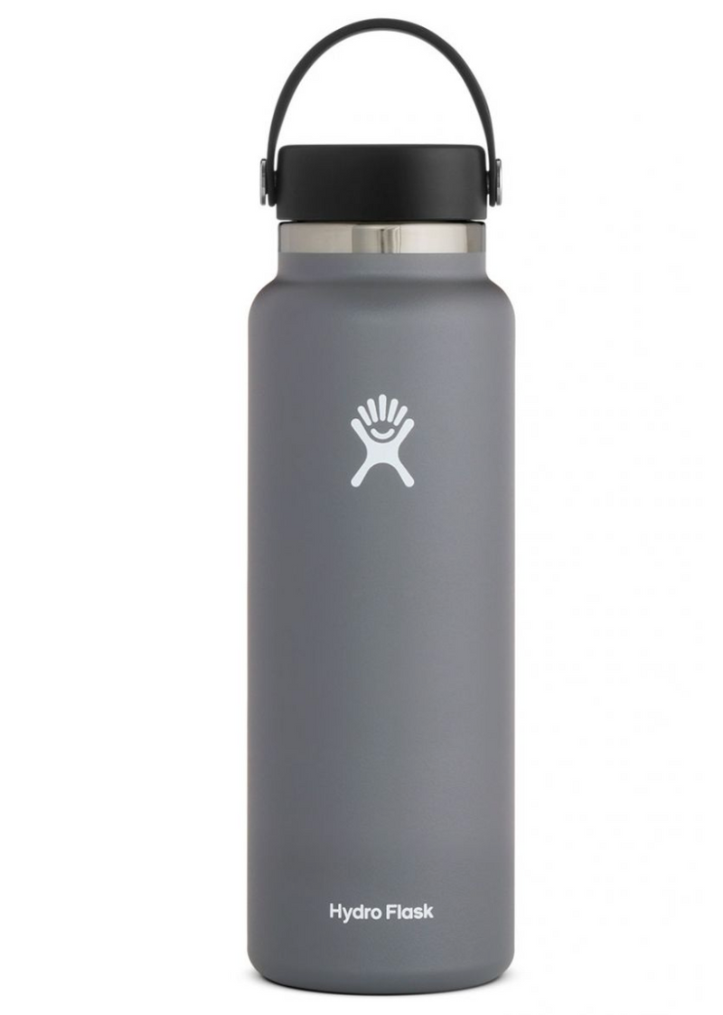 Hydro Flask 40oz Wide Mouth 2.0 Bottle with Flex Cap