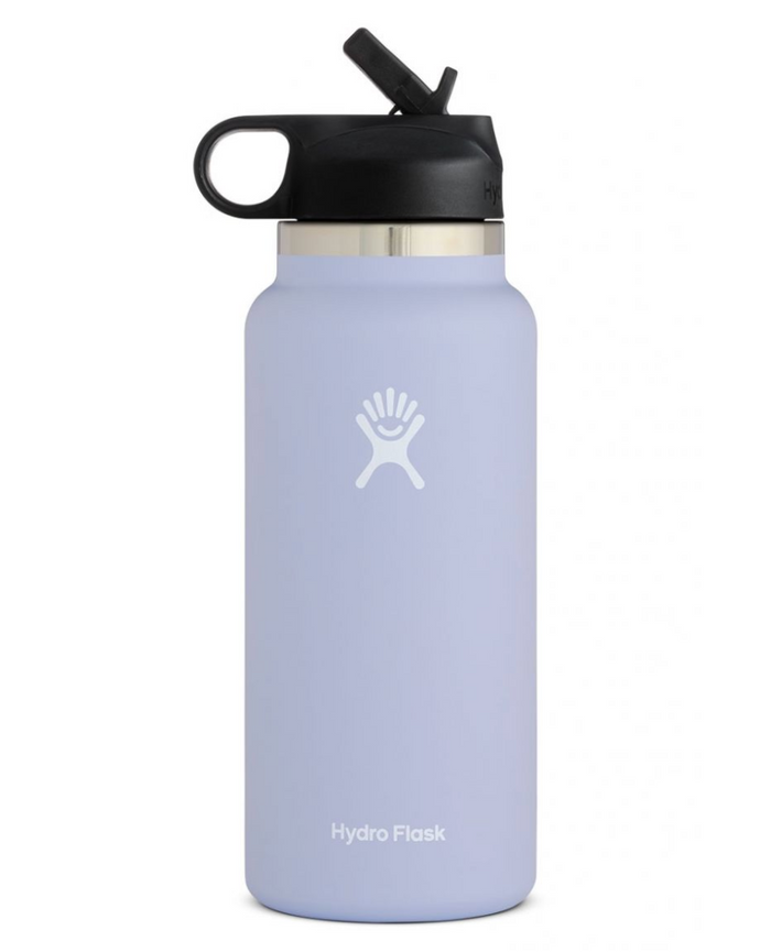 Hydro Flask 32oz Wide Mouth Bottle with Straw Lid