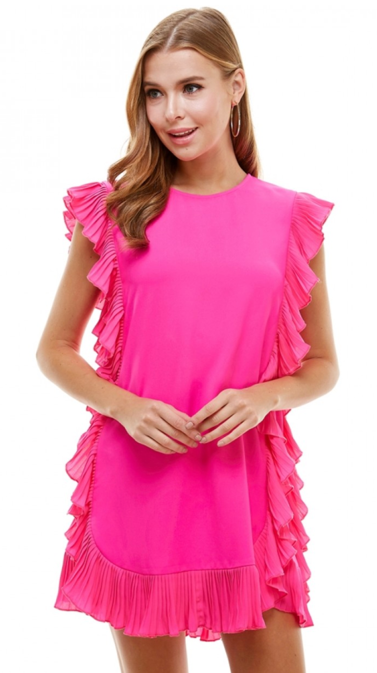 Ruffles For Days Dress