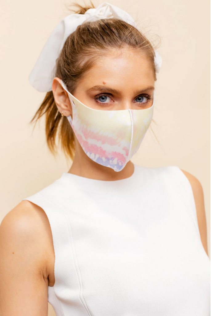 Antibacterial Medium Adult Face Mask