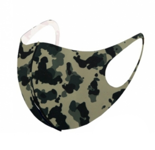 Neoprene Camo Face Mask- LMK002