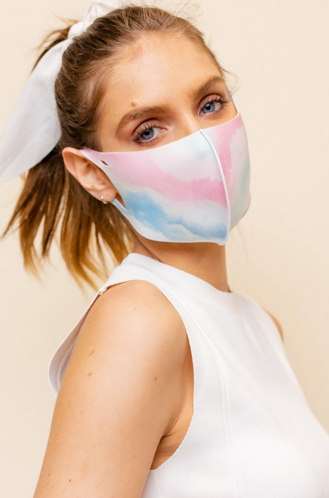 Antibacterial Small Adult Face Mask