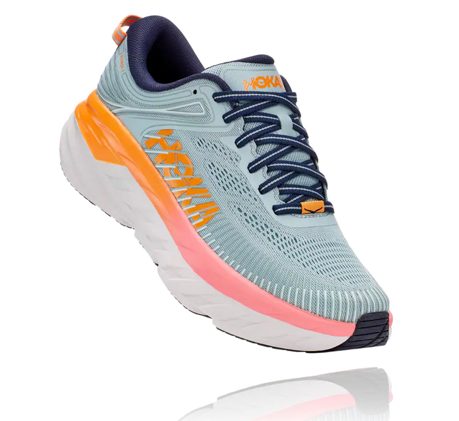Hoka Women's Bondi 7 Tennis Shoe