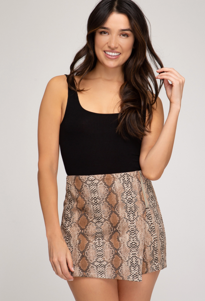 Slither On By Skort
