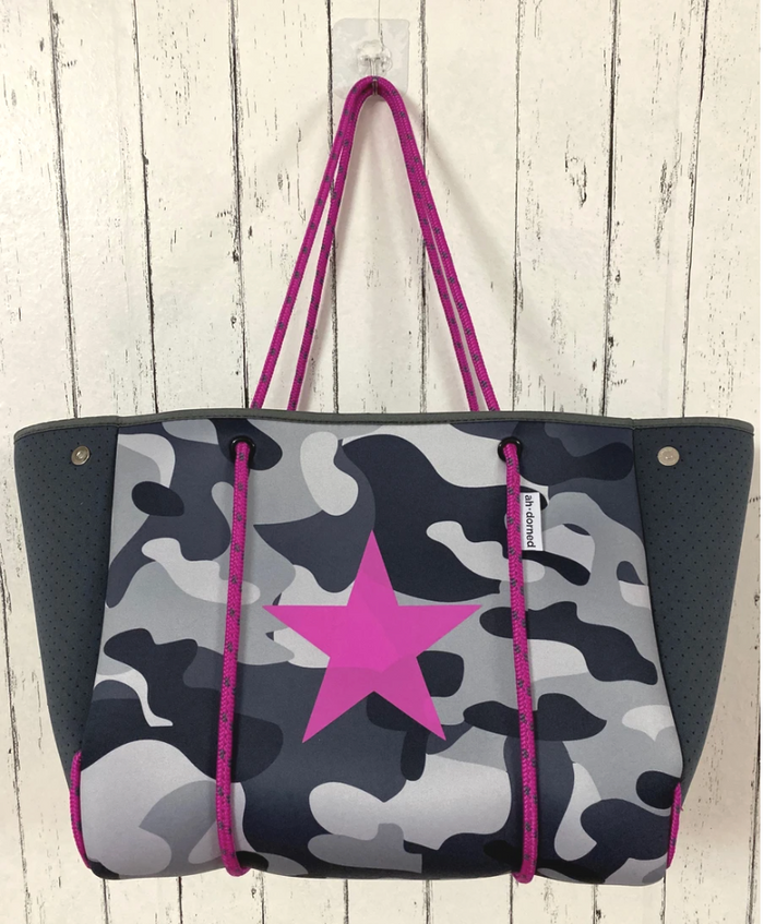 Ahdorned Neoprene Tote Bag