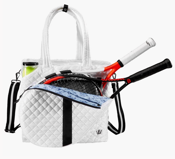 Oliver Thomas Kitchen Sink Tennis Tote