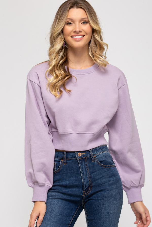 Keep It Cozy Sweatshirt