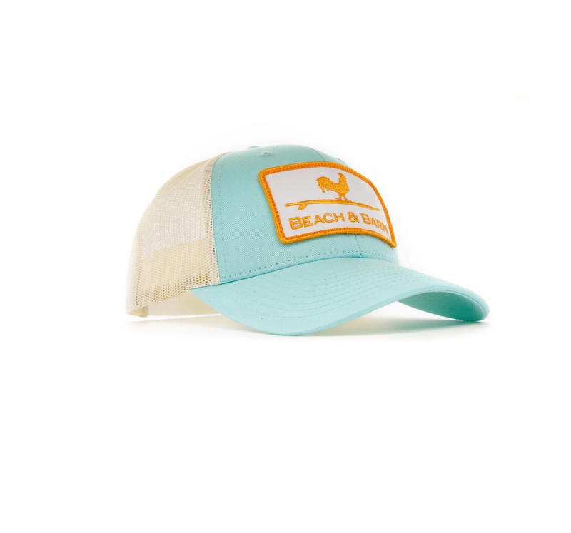 Beach & Barn Snapback Hat