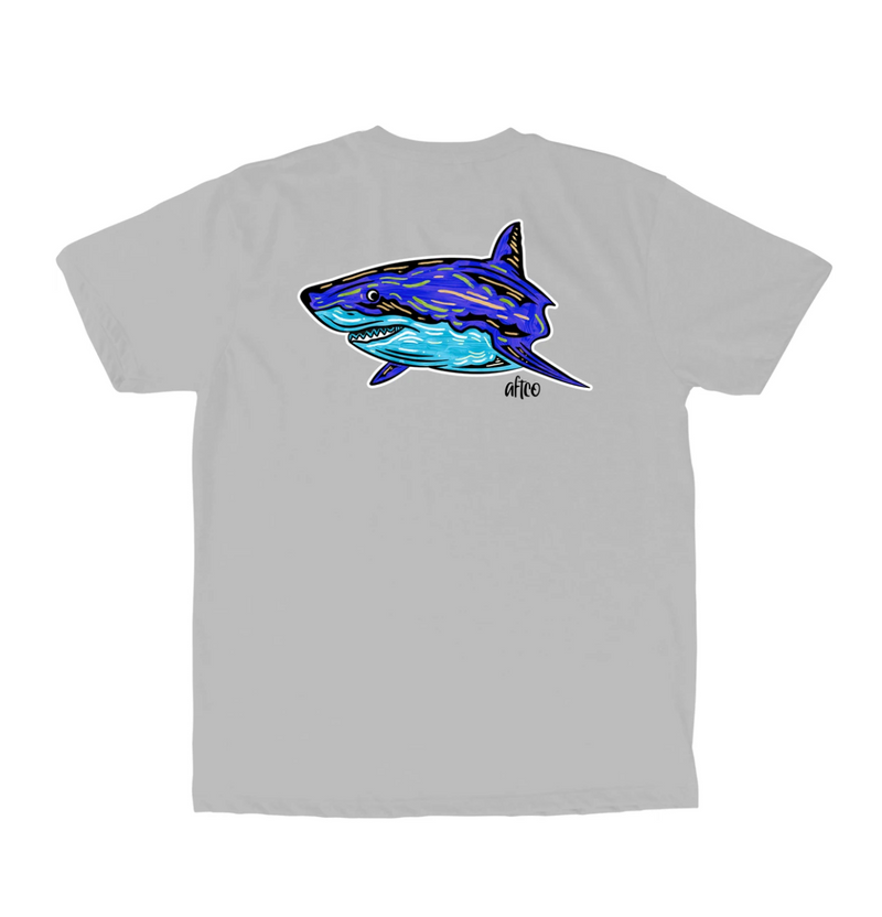 Aftco Boyshark Youth Tee