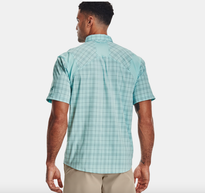 Under Armour Tide Chaser 2.0 Plaid Fishing Shirt