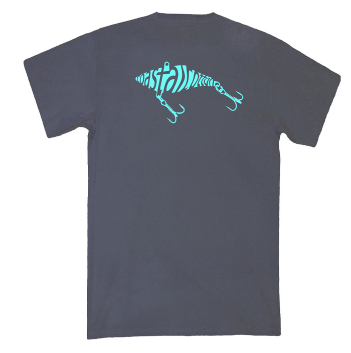 Coastal Cotton Shark Lure Tee