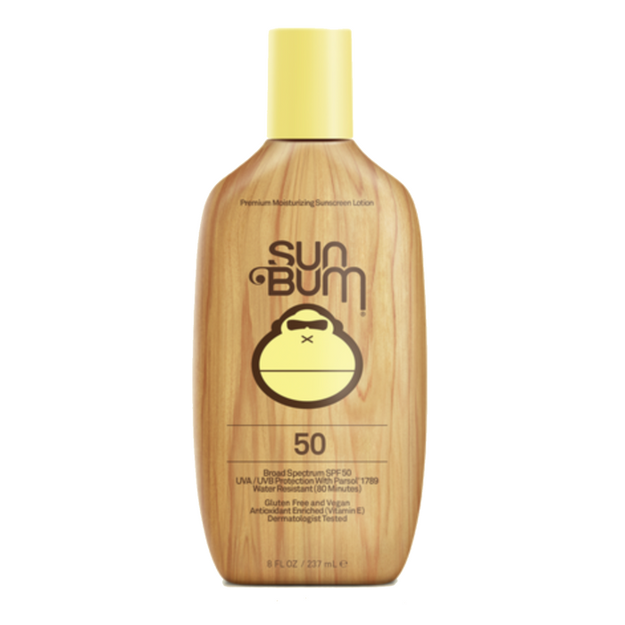 Sun Bum Lotion SPF 50 8OZ