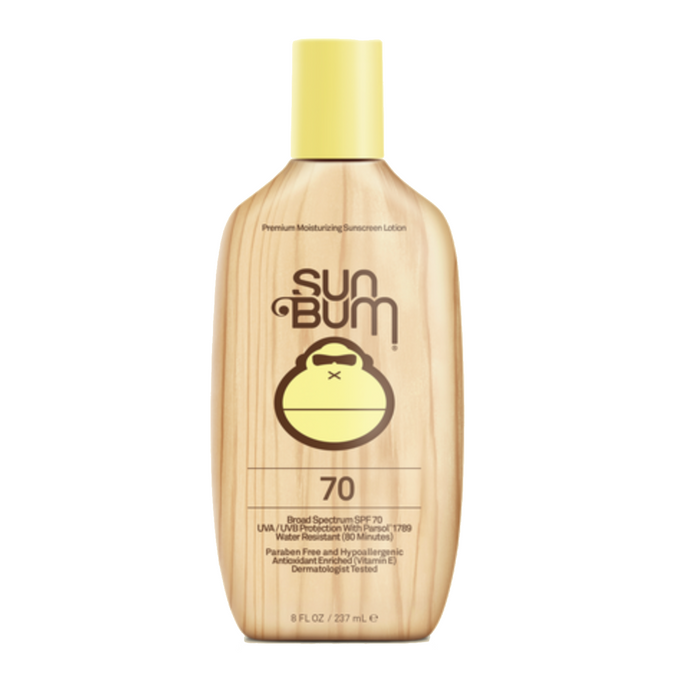 Sun Bum Lotion SPF 70 8OZ