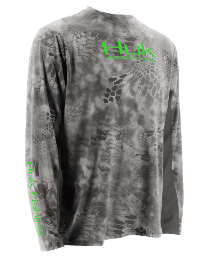 Huk Kryptek Icon L/S- RAD