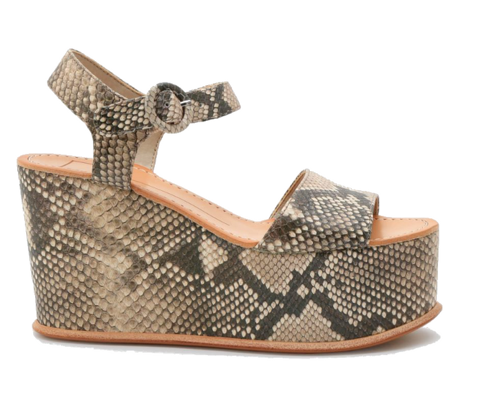 Dolce Vita Datiah Wedge- Snake