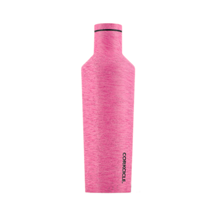 Corkcicle 16oz Canteen- Heathered Pink