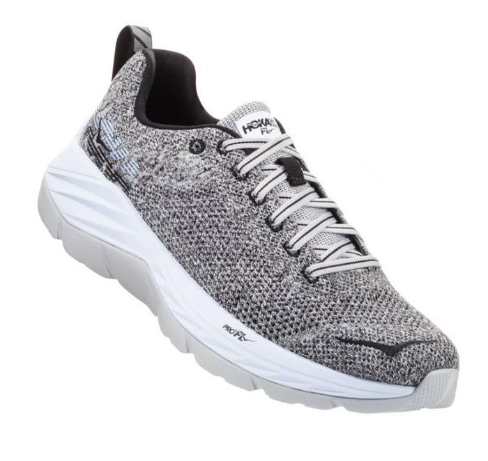 Hoka Women's Mach- Lunar Rock/Black