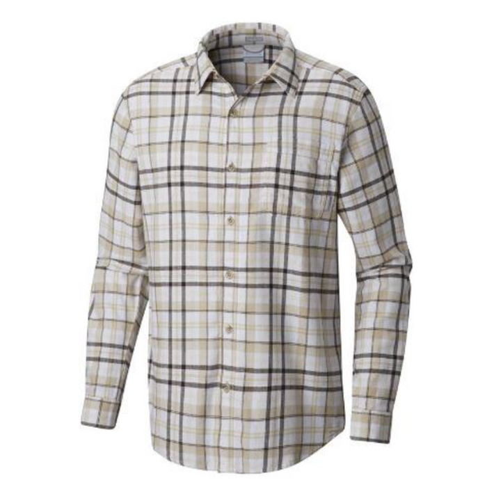Columbia Boulder Ridge Long Sleeve Flannel - BOULDER RIDGE L/S-FOS