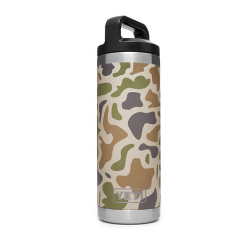 Yeti Rambler 18oz Bottle - YETI RAMBLER 18OZ BOTTLE-CAM