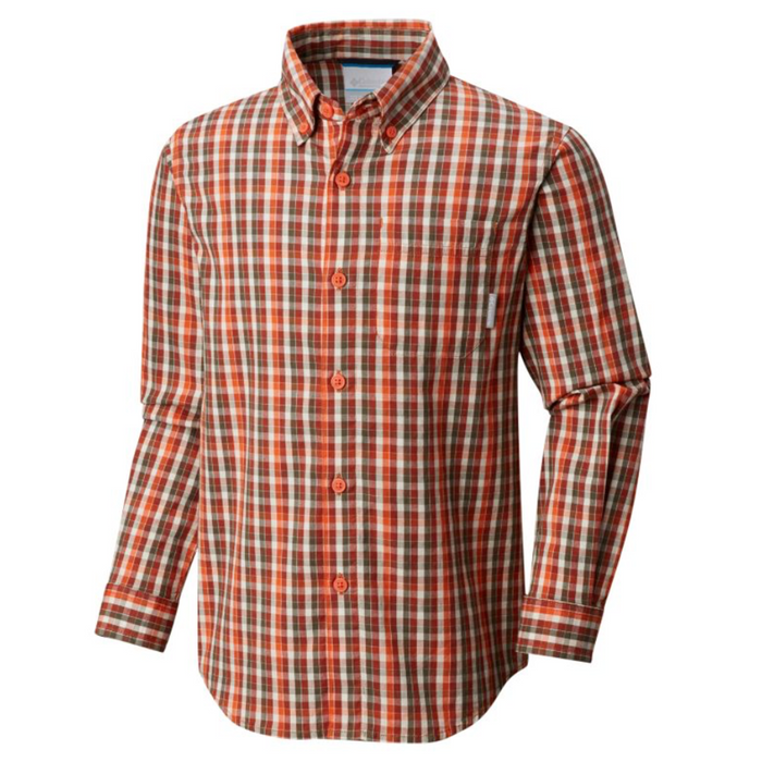 Columbia Rapid River Button Down- 708 - RAPID RIVERS L/S YTH-CAN