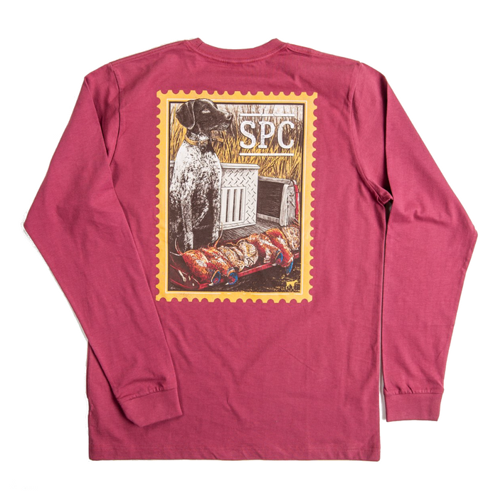 Southern Point Mix Bag L/S Tee - SLT-393