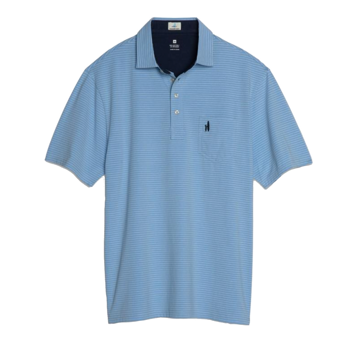Johnnie-O Cliffs- Gulf Blue - JMPO2130-GUL