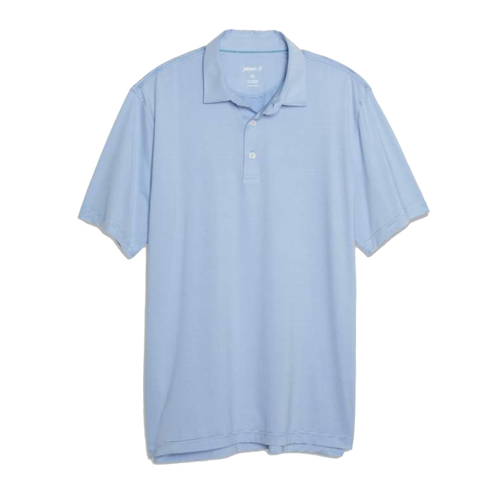 Johnnie-O Lyndon Prep-Formance Polo- Capri Blue - JMPO2010-CAP