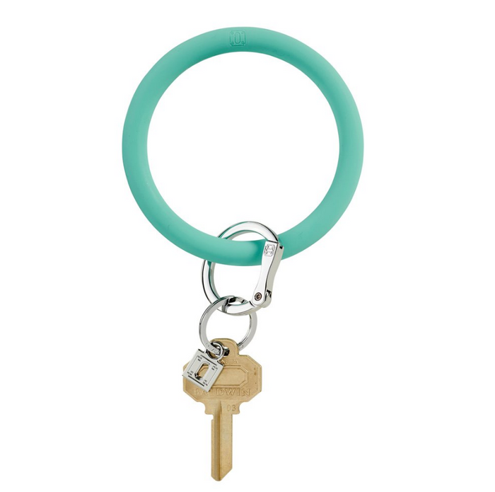 O-Venture In The Pool Silicone Keyring - BOKR-S-ITP