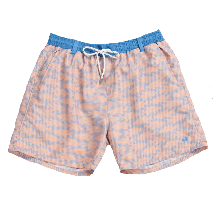 Southern Marsh Dockside Swim Trunk- School's Out - SDSO-LLPC