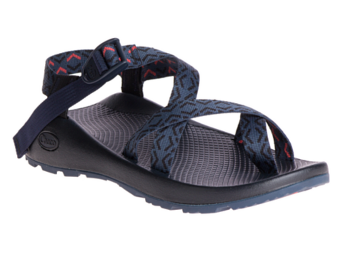 Men's Chaco Z2 Classic- Stepped Navy- J106171-STE