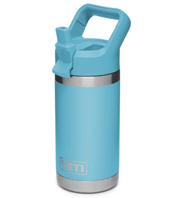 Yeti Rambler Jr. 12oz Bottle- Reef Blue- RAMBLER JR 12OZ BOTTLE-REE