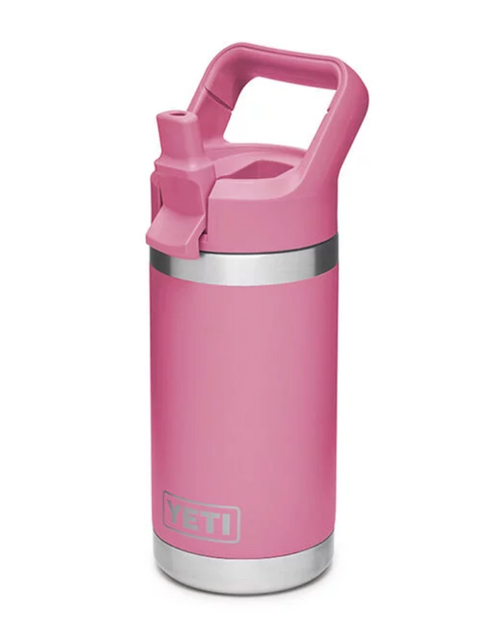 Yeti Rambler Jr. 12oz Bottle- Harbor Pink- RAMBLER JR 12OZ BOTTLE-HAR