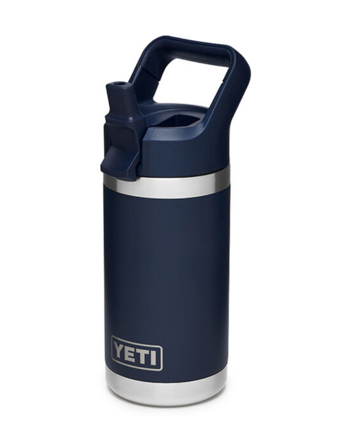 Yeti Rambler Jr. 12oz Bottle- Navy- RAMBLER JR. 12OZ BOTTLE-NVY