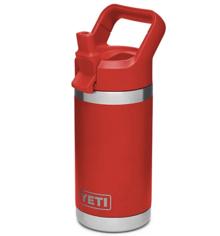 Yeti Rambler Jr. 12oz Bottle- Canyon Red- RAMBLER JR 12OZ BOTTLE-CAN