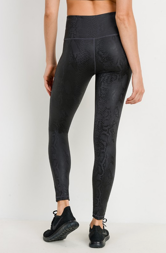 Slither My Way Legging- APH2597