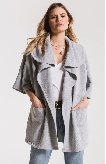 Z Supply Loft Oversized Cardigan- ZJ193987