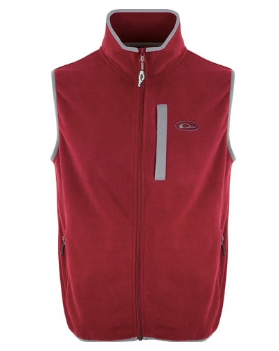 Drake Camp Fleece Vest