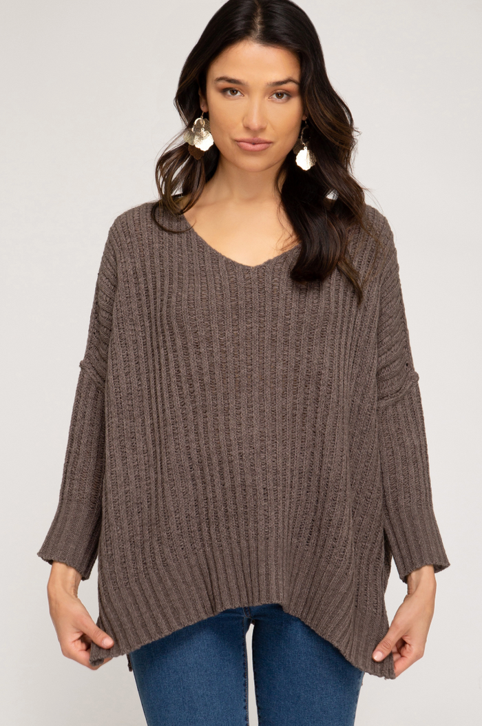 To The Fullest Sweater- SL8433