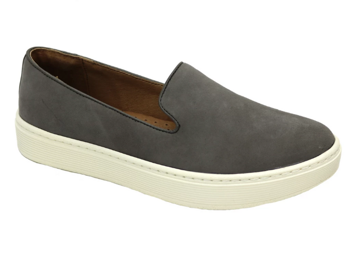 SOFFT SOMERS SLIP ON- SNARE GREY
