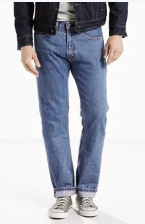 Levi 505 Regular Straight Jean- 505 4891
