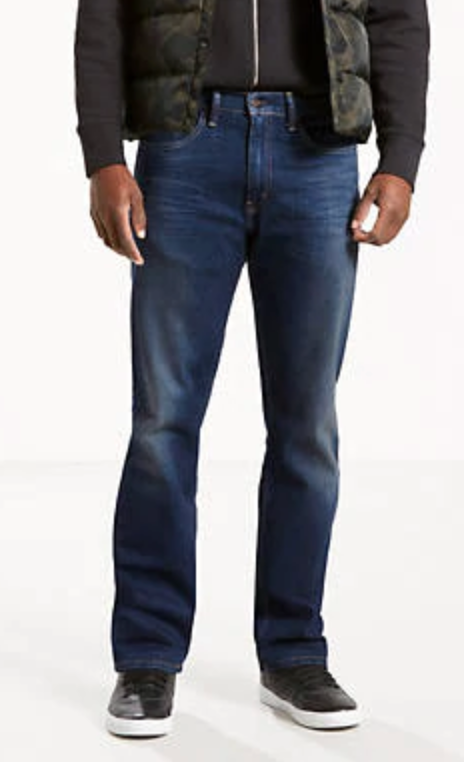 Levi 505 Regular Stretch Jean- 505 1541