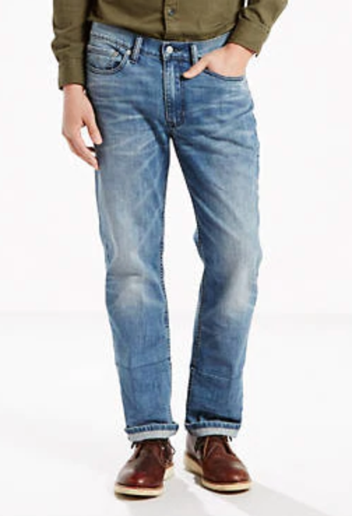 Levi 514 Stretch Straight Leg- 514 0641