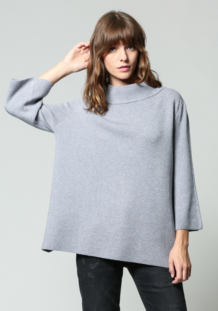It's Fate Bell Sleeve Sweater- VA-35