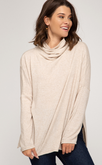 On The Daily Sweater- SS2375