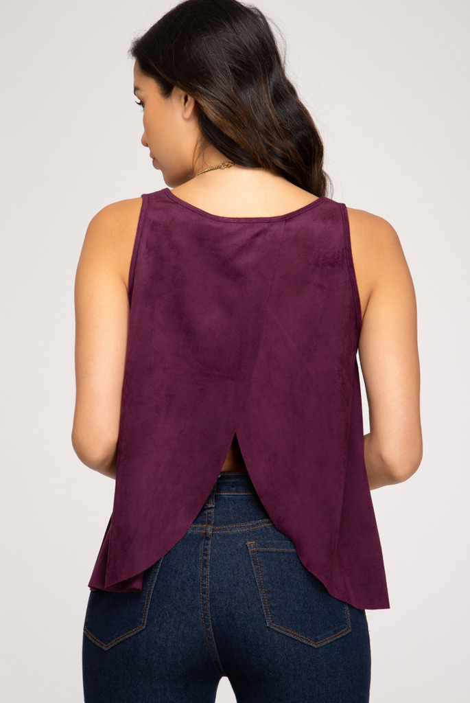Wine Night Tank- SS2202