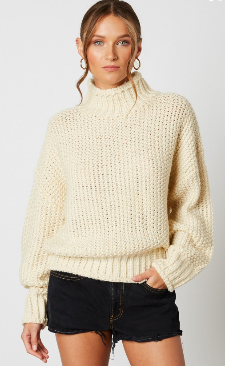 Home For The Holidays Sweater-  LA CS-10028