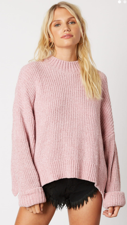 Soft And Sweet Sweater- LA CS-10450