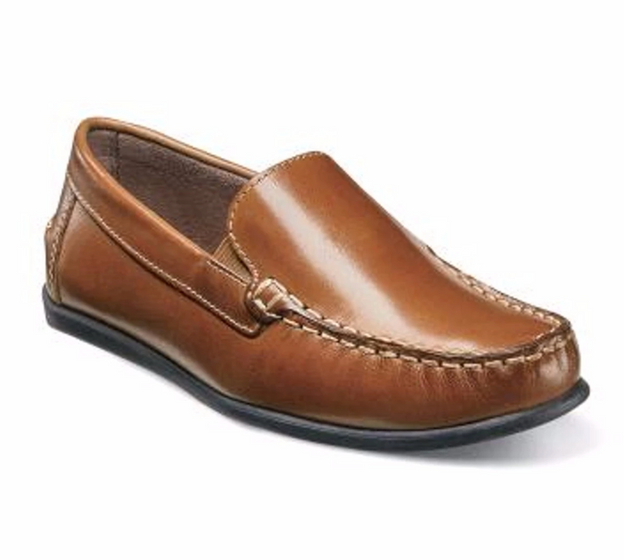 Florsheim Youth Jasper Venetian- Tan